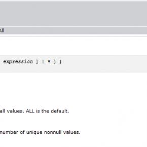 Funciones de Agregación en SQL Server